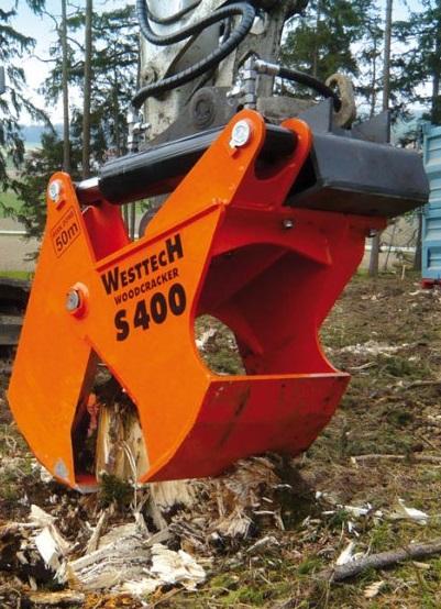 Woodcracker S400