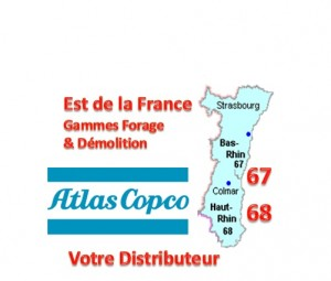 1. Atlas copco distributeur