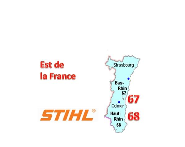 Carte distributeur STIHL