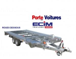 ECIM Porte voiture (roues int)
